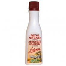 Jaloma Sweet Oil With Almond Emollient 4 FL Oz (120ml)