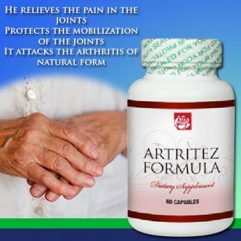 Artritez Formula 60 Capsules