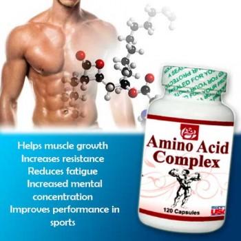 Amino Acid Complex 120 Caps