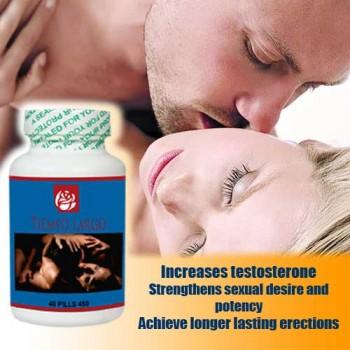 Sexual Power  Tiempo Largo 40 Tablets