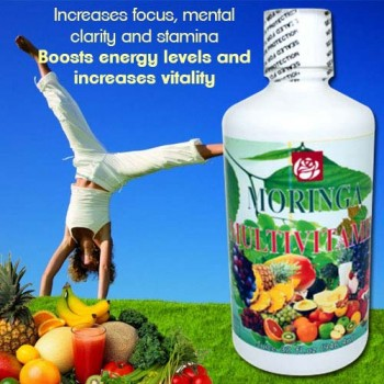 Moringa Juice 32 Fl Oz (946,4 ml)