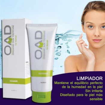 Cleanser for woman