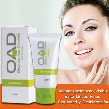 Anti-Wrinkle for woman
