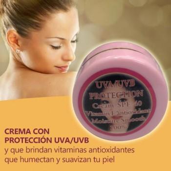 UVA / UVB Protection Day Cream SPF40