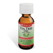 De la Cruz tea tree oil 2 FL OZ (59 ml)