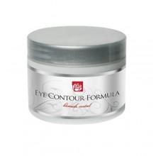 Erase Dark Circles with Eye Contour, repairs collagen and elastin.