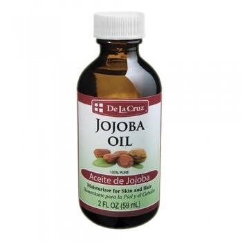 De la cruz Jojoba Oil 2 FL OZ (59 ml)