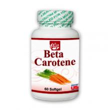 Beta Carotene 50 Softgels