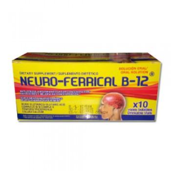 Neuro-ferrical B12 - 10 Vials