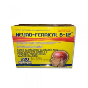 Neuroferrical B12 - 20 vials