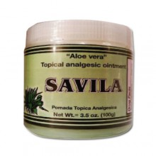 Aloe Vera - Topical Analgesic Ointment 3.5Oz (100g)