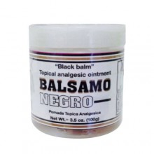 Black Balm - Topical Analgesic Ointment 3.5Oz (100g)