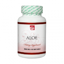 Aloe 5000 Mg. 60 Soft Gels