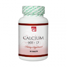 Calcium 600 + D 60 tablets