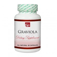 Anti cancer |  Natural Product Graviola 60 Capsules