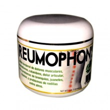 Reumopho's Gel 4 Oz. (118 ml.)