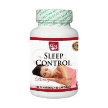 Sleep Control 100% natural 60 Capsulas