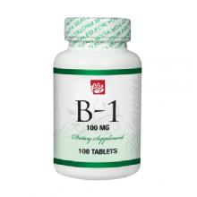 Vitamin B1 100 mg 100 Tablets