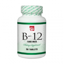 Vitamin B12 1000 mg 90 Tablets