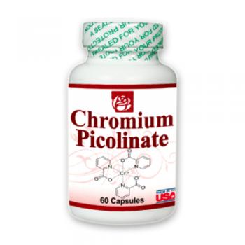 Chromium Polinate 60 Caps