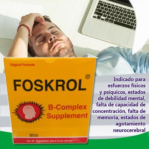 foskrol