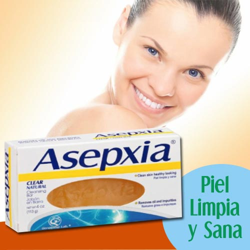Asepxia Soap Neutral