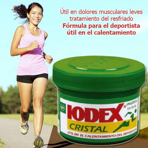 ointment iodex cristal